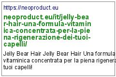 https://neoproduct.eu/it/jelly-bear-hair-una-formula-vitaminica-concentrata-per-la-piena-rigenerazione-dei-tuoi-capelli/